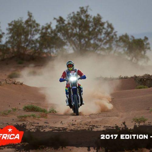 Sebastian Bühler em 3.º no PanAfrica Rally