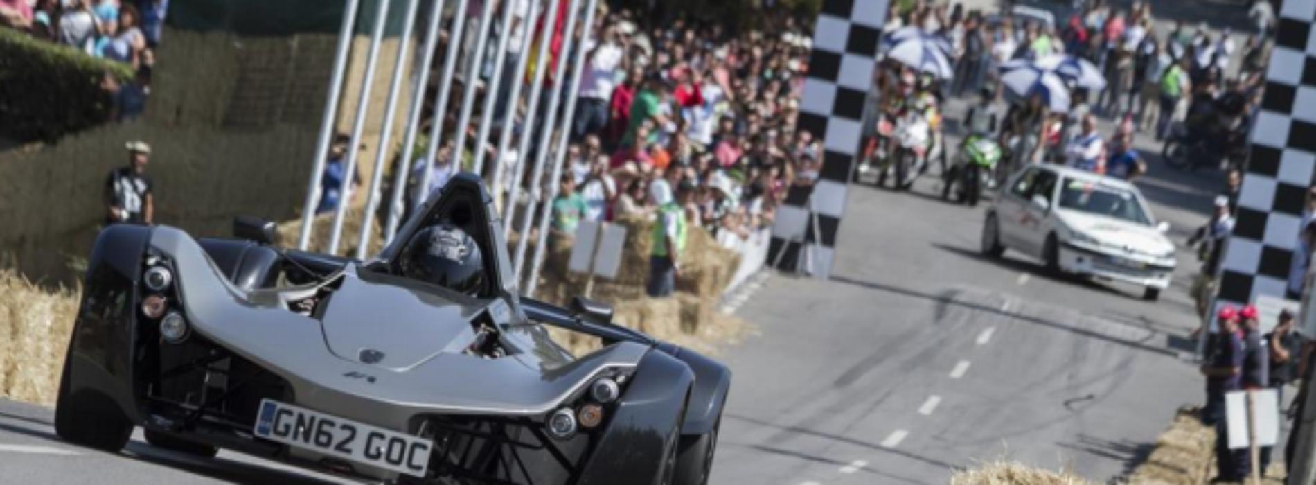 Todos os caminhos vão dar ao Caramulo Motorfestival este fim de semana