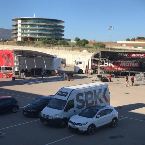 Mundial SBK 2017 AIA: Paddock aberto na tarde de amanhã