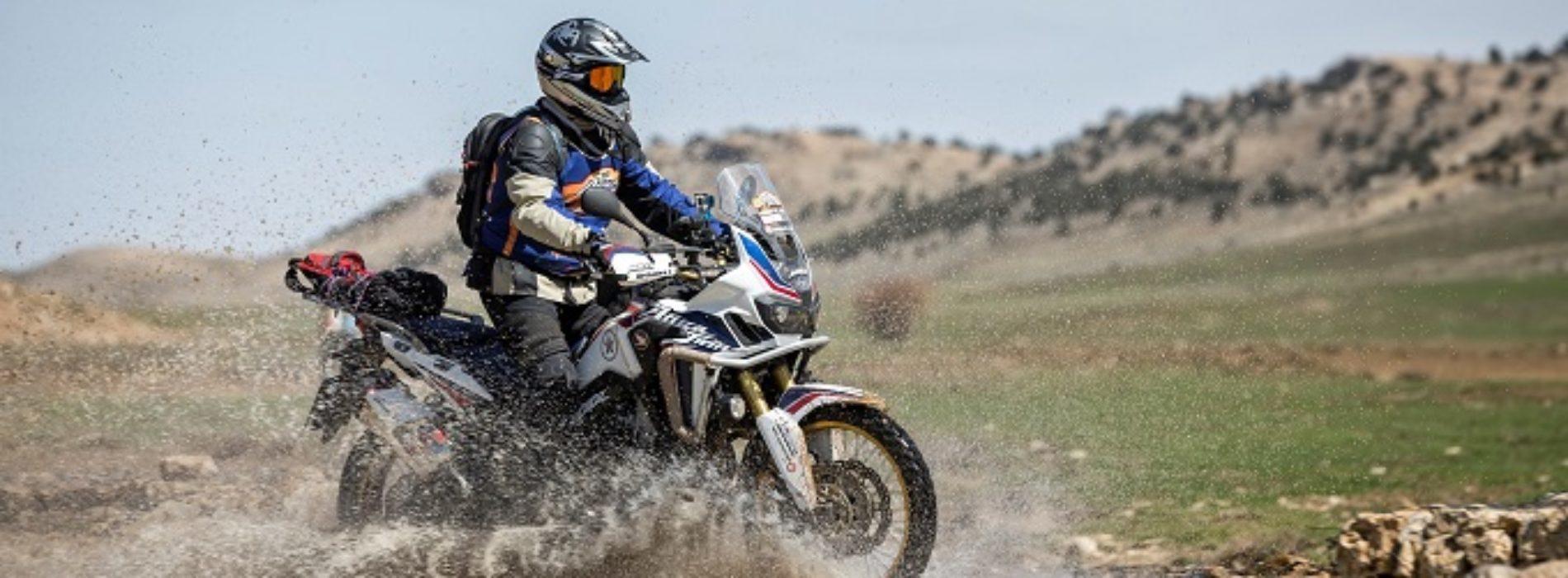 Honda anuncia segunda edição da aventura 'Africa Twin Marrocos Epic Tour'