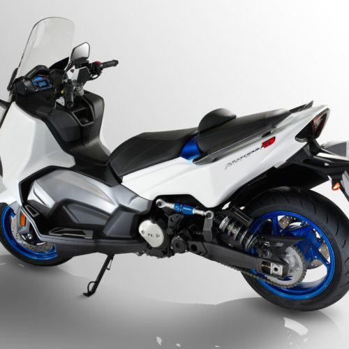 Maxsym TL1: SYM apresenta nova scooter topo de gama