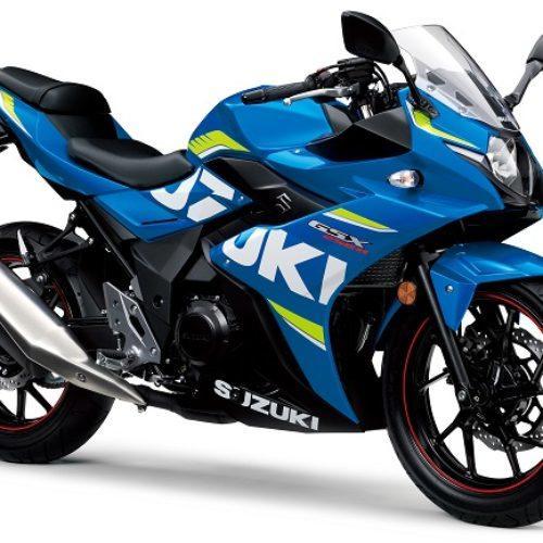 Suzuki GSX250RA e DL250A já estão disponíveis