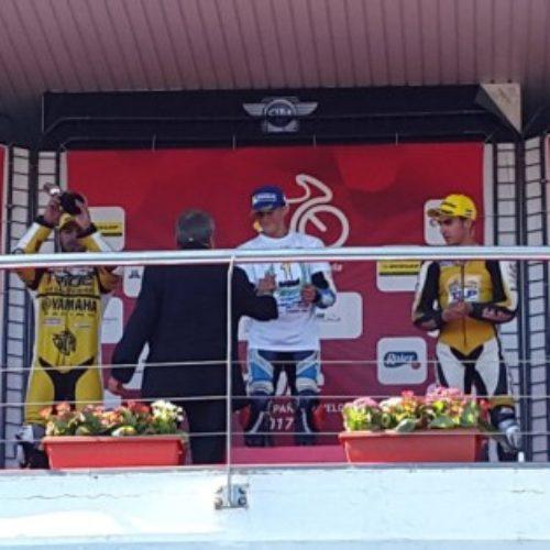 Ivo Lopes fecha Campeonato Espanhol de Velocidade no segundo lugar
