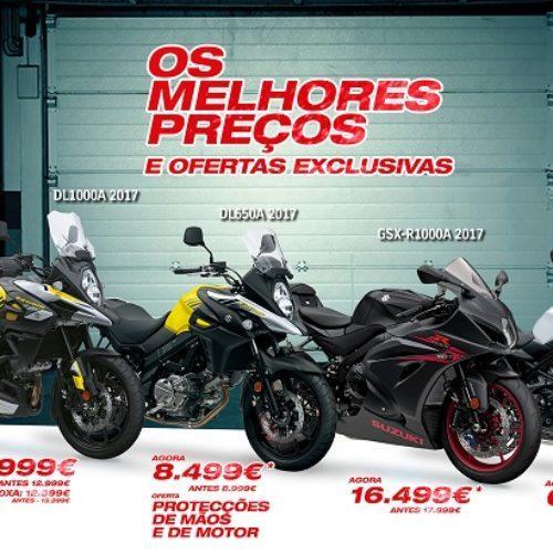 Moteo Portugal e Suzuki lançam campanha de inverno