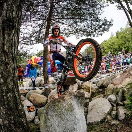 Mundial Trial 2018: Gouveia marca regresso a Portugal