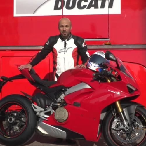 Vídeos | A nova superdesportiva Ducati Panigale V4 pela revista 'Motos'