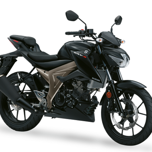 Primeiras unidades da nova Suzuki GSX-S125A já se encontram disponíveis
