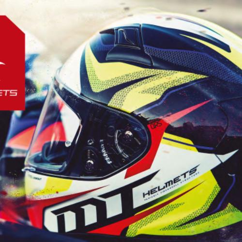 Multimoto distribui MT Helmets para Portugal