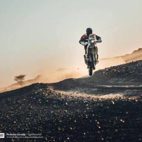 Luís Oliveira vence pela primeira vez na Africa Eco Race