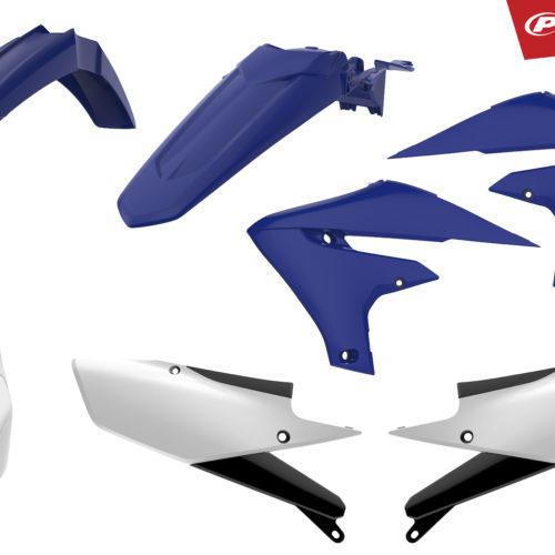 Polisports disponibiliza kit de plásticos para a Yamaha YZ450F 2018
