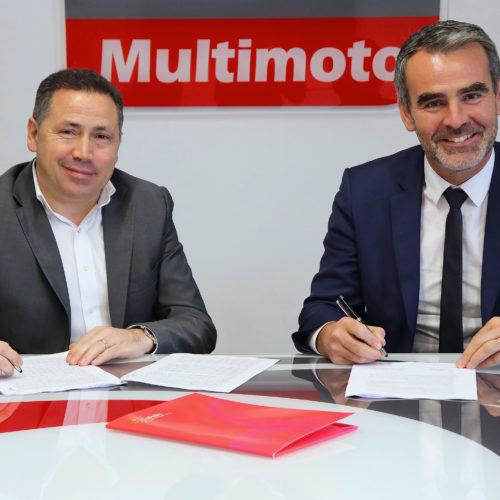 Cofidis assina novo acordo de parceria com Grupo Multimoto
