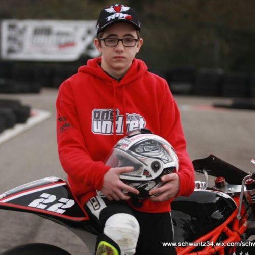 Daniel Bento reforça Oneundret Racing Team aos 14 anos