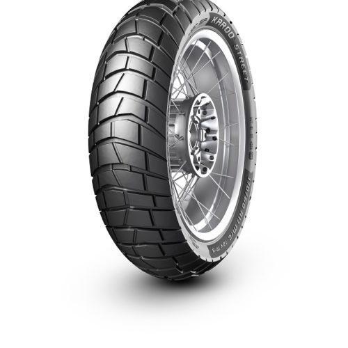 Novo pneu Metzeler de enduro amplia a gama Karoo para o uso em estradas
