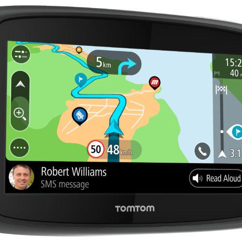 Tom Tom reforça aposta nos sistemas GPS para motos