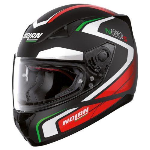 Mais uma novidade para 2018: o novo capacete Nolan N60-5