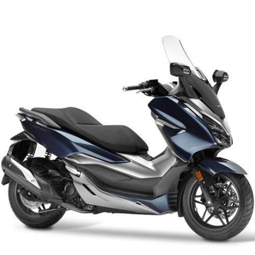 Honda renova modelo Forza 300