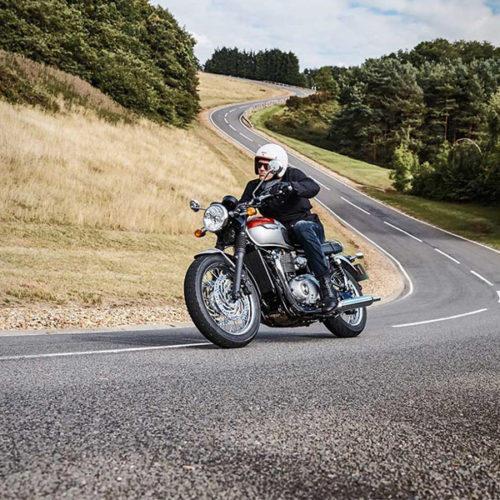 Triumph lança oferta na compra de uma Bonneville T120