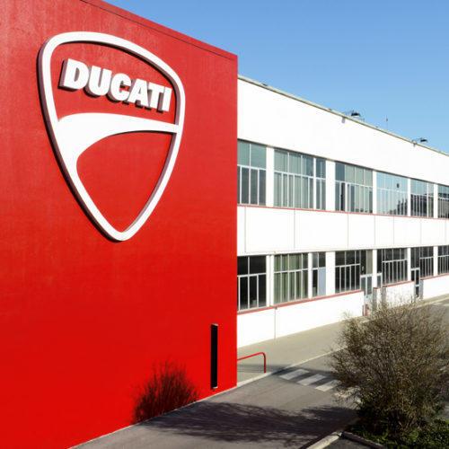Vendas e faturação da Ducati subiram em 2017