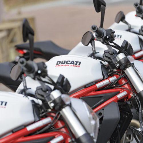Ducati Monster comemora 25 anos com edição de aniversário
