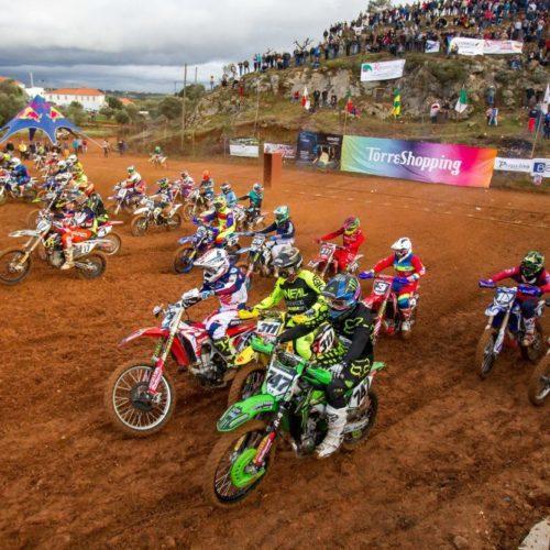 Primeira prova do Campeonato de Motocross foi adiada