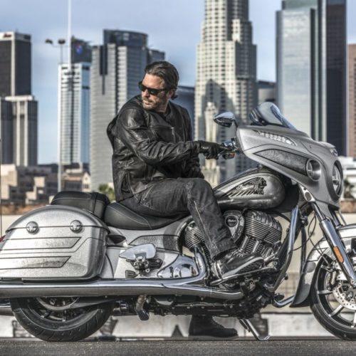 Indian Motorcycle anuncia o regresso da Chieftain Elite