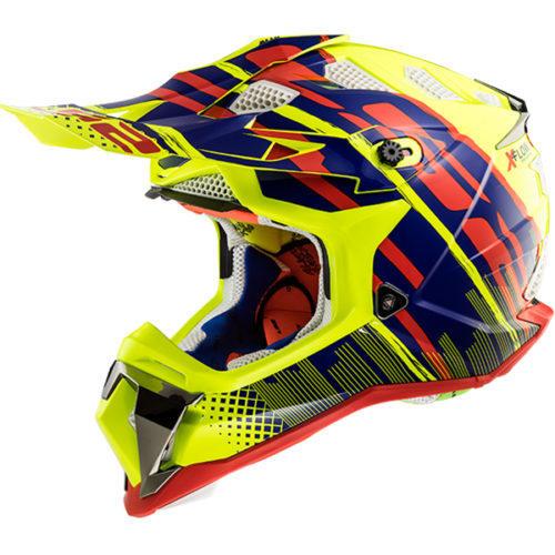 Novo capacete MX470 Subverter