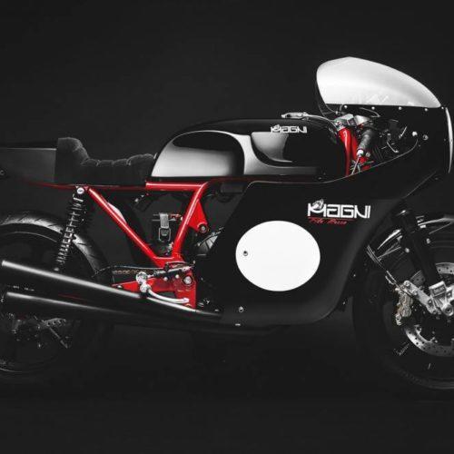 Magni Filo Rosso com edição especial Black Edition