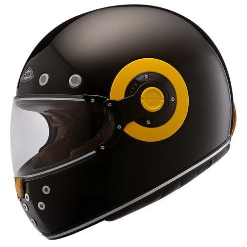 "SMK tem capacete ao estilo ""café racer"""