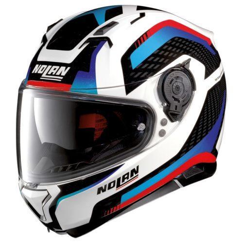 Nolan renova topo de gama dos seus capacetes integrais