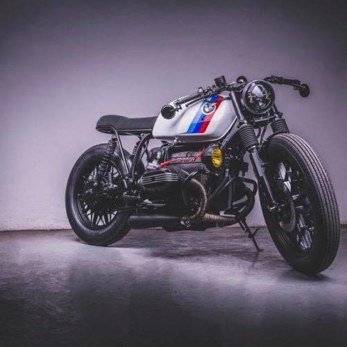 Bolt Motor Company transforma BMW 100RS de 82