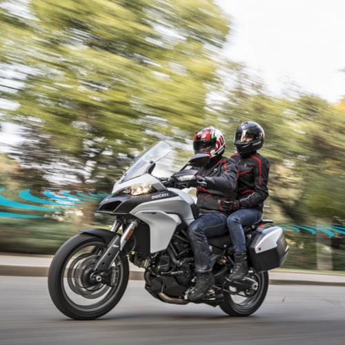 Motos Ducati vão trazer radar de série