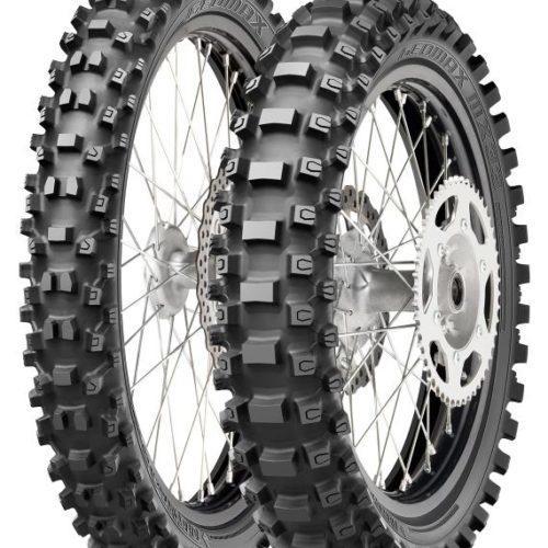 Dunlop Geomax MX33 é pneu ideal para superfícies mistas