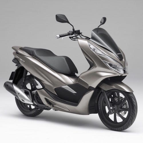 Honda PCX 150 traz novidades para 2019