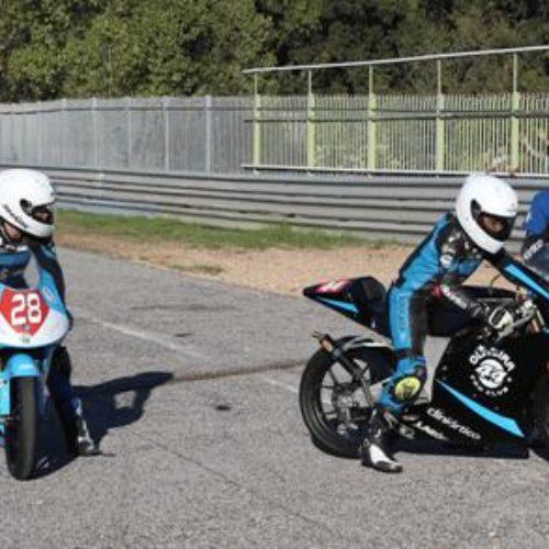 Pupilos de Miguel Oliveira vão correr no Campeonato Nacional de Velocidade