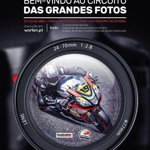 Worten promove fim de semana de fotografia sobre desporto motorizado