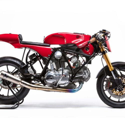Assim é a Ducati do 55º aniversário da Alpinestars