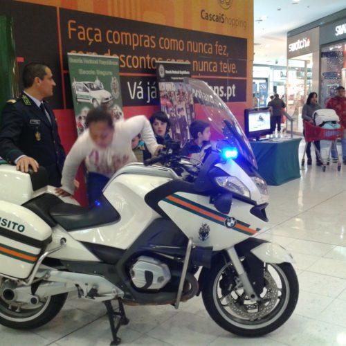 GNR faz formação gratuita para motociclista já este sábado