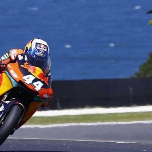 Miguel Oliveira quer primeiro pódio da época em Le Mans