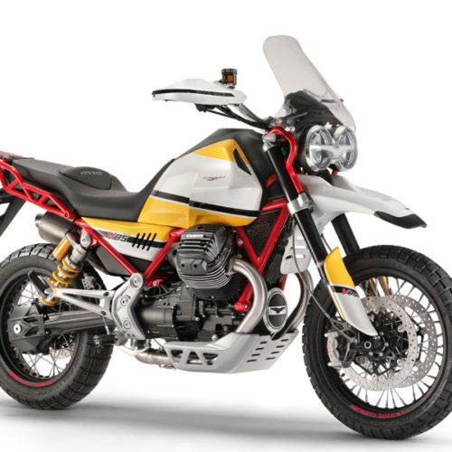 Moto Guzzi Concept vê a luz do dia em 2019