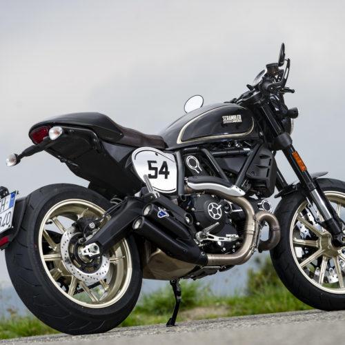 Gama Ducati para condutores com carta A2 cresce