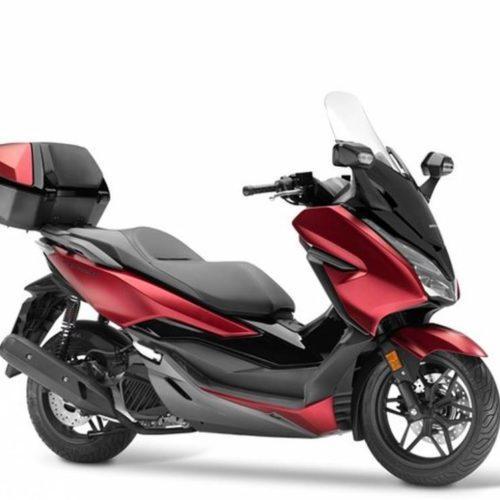 Honda Forza 125 2018 está mais premium