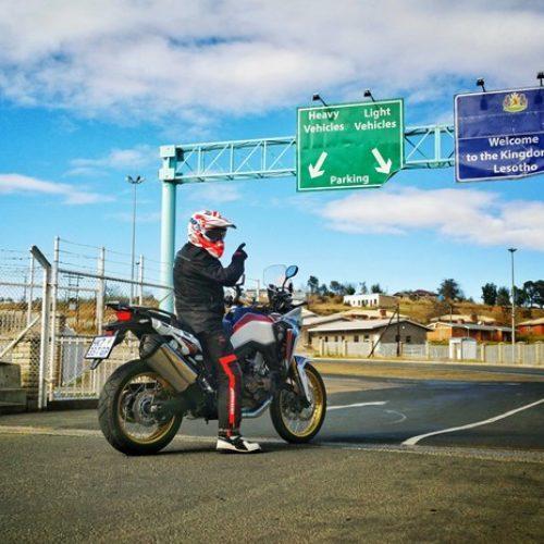 Honda Adventure Roads rumo ao hemisfério sul