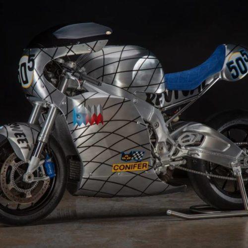 BMW S1000 RR Speed Metal