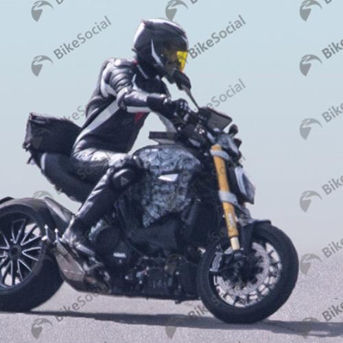 Ducati Diavel 2019 tem motor DVT e outras novidades…
