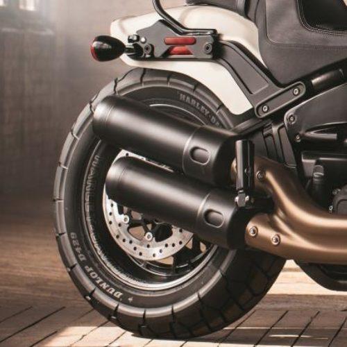 Dunlop destaca-se no Harley-Davidson Festival of Freedom