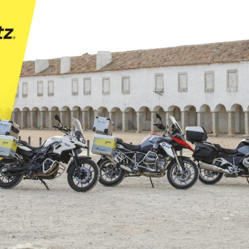 Hertz Ride vai à Concentração de Faro de 2018