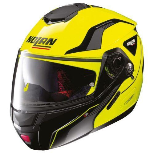 Nolan N90.2 é novo capacete técnico e modular