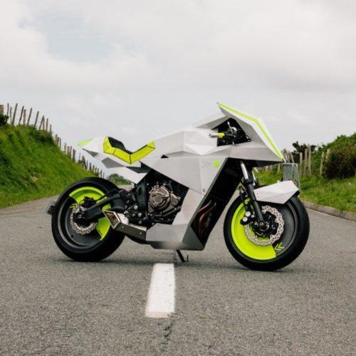 Yamaha XSR The Outrum é obra de portugueses criativos