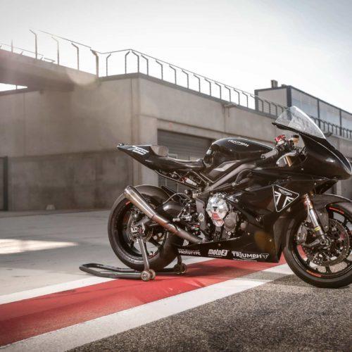 Triumph apresenta o novo motor de Moto2