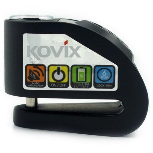 Kovix lança novo cadeado de disco KD6